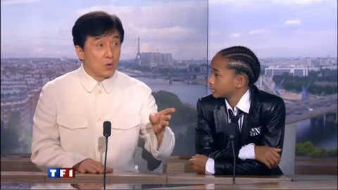 """Jackie Chan et """"Petit scarabé"""" :  l'interview"""