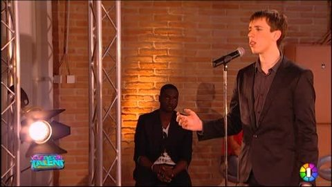 Jacques Brel - Amsterdam par Guillaume Muller (03/04/12)