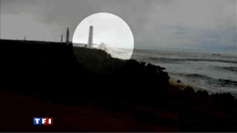Japon : de nouvelles images de la vague géante