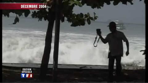 Japon : un tsunami qui rappelle celui de 2004 en Indonésie