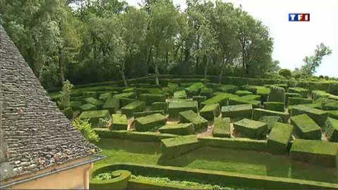 Les jardins inconnus du Périgord