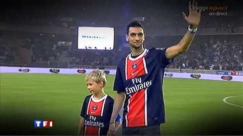 Javier Pastore, sur les traces des plus grands footballeurs ?