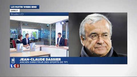 """Jean-Claude Dassier : """"Thierry Roland, c'était un monument"""""""