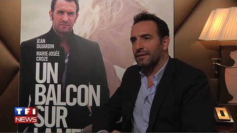"Jean Dujardin: ""J'ai envie de me prendre de vitesse"""