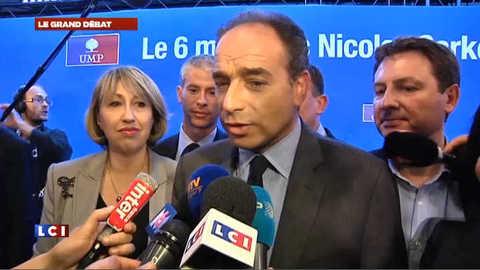 """Jean-François Copé : """"François Hollande a été imprécis, hésitant et arrogant"""""""