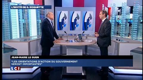 Jean-Marie Le Guen déçu de ne pas être ministre