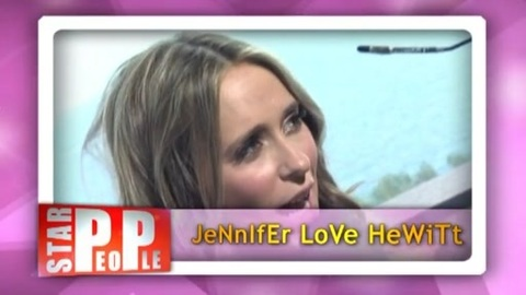 Jennifer Love Hewitt : The Client List