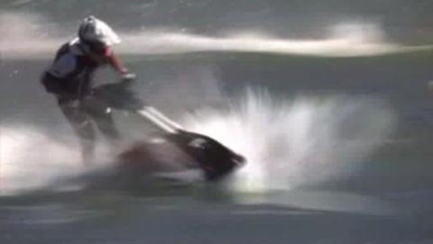Jet Ski : Championnat de France 2011 à Avignon