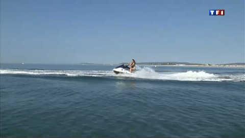 Le jet-ski, star de Palavas-les-Flots