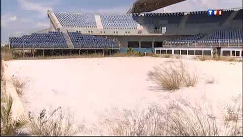 Jeux olympiques : les athlètes grecs frappés par la crise