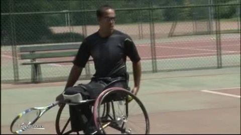 Jeux paralympique de Londres: Lahcen MAJDI hors course