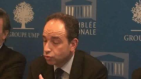 JF Copé - Réforme du fonctionnement du Parlement