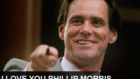 Jim Carrey présente I Love You Phillip Morris