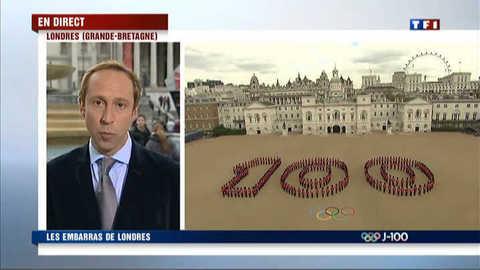 JO de Londres : les Londoniens boudent