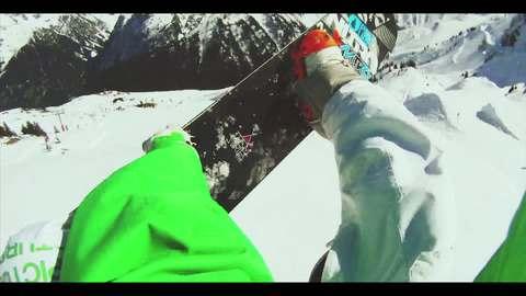 Johan Gaume Video Part