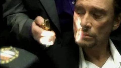 Johnny Hallyday - Debout (2005)