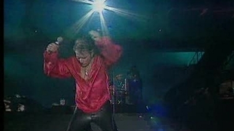 Johnny Hallyday - Requiem Pour Un Fou (2005)