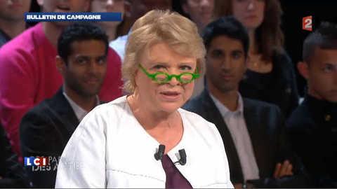 """Joly coincée entre """"la gauche molle et la gauche folle"""""""