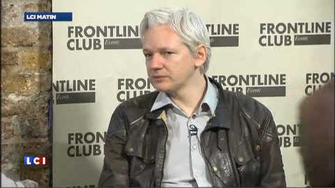 Jour J pour Assange
