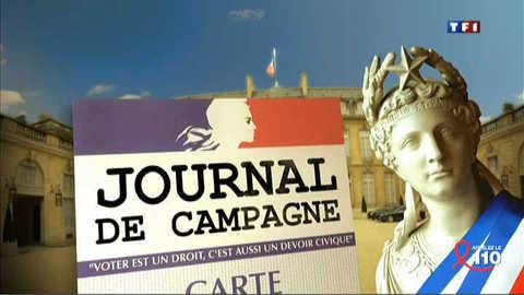 Journal de campagne à J-23