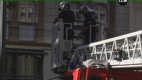 Une journée avec les marins pompiers de Marseille