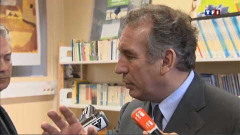 Une journée de campagne avec François Bayrou