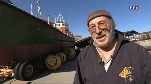 Journée du patrimoine : ils restaurent les bateaux de la Côte d'Opal