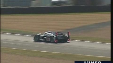 Journée Test sur le circuit des 24 Heures du Mans