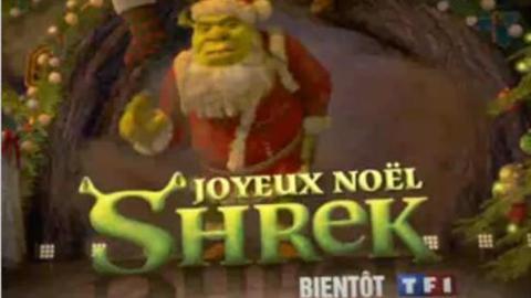 Joyeux Noel SHREK, la Bande Annonce