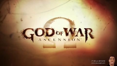 JT 75 - God of War Ascension enfin dévoilé !
