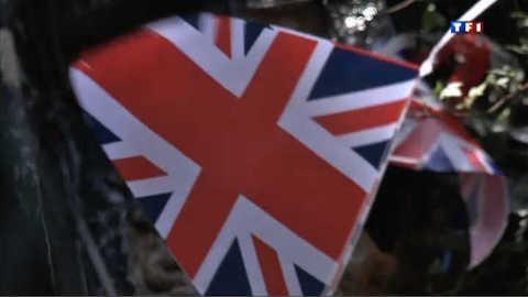 Jubilé de la reine : l'Union jack à l'honneur