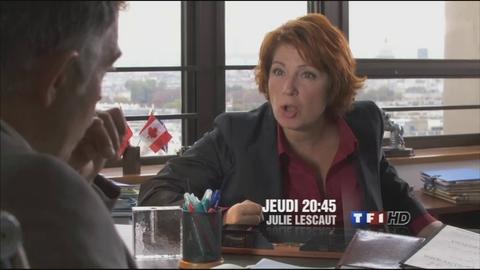 JULIE LESCAUT - JEUDI 18 FÉVRIER 2010 20:45