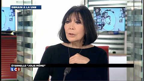 """Juliette Gréco """"Demain à la Une"""""""