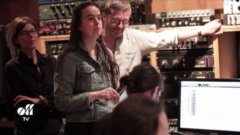 Juliette Gréco: l'interview en studio