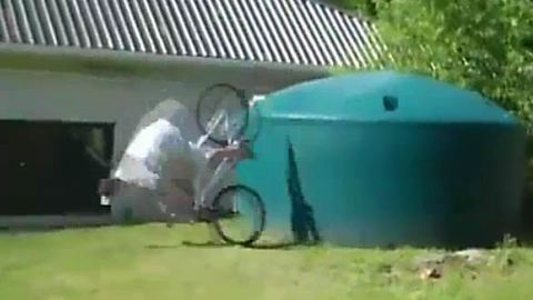 Jumps Fail Compilation March 2011