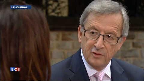 """Juncker: une sortie de la Grèce serait """"gérable"""", mais pas """"souhaitable"""""""