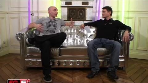 JUNIOR CALDERA EN INTERVIEW CHEZ RADIO FG