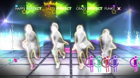 Just Dance 4 - Enflammez vos soirées - FR - WiiU Wii