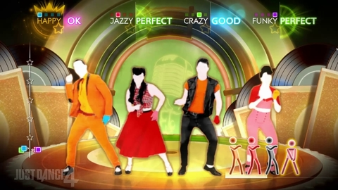 Just Dance 4: GamesCom 2012 Trailer
