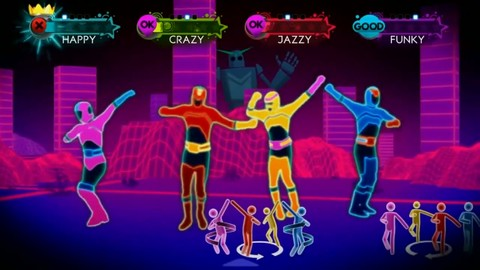 Just Dance 3 - Spectronizer Gameplay - Wii.mp4