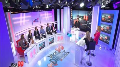 """Justine de """"L'Amour est dans le pré"""" chez Morandini sur NRJ 12"""
