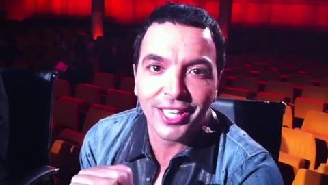 Kamel Ouali remercie les fans de You Can Dance