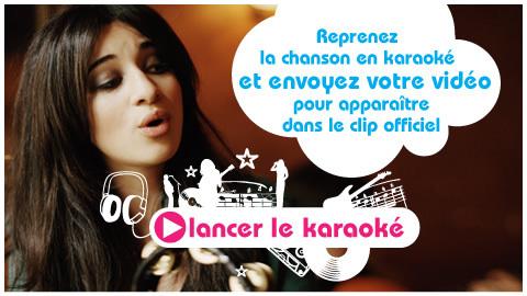Karaoké Chantons pour les droits de l'enfant avec Camélia Jordana pour l'Unicef