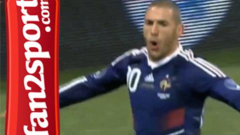 Karim Benzema: Buteur de choc