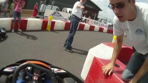 Kart Jeunes 2011 à Clermont-Ferrand