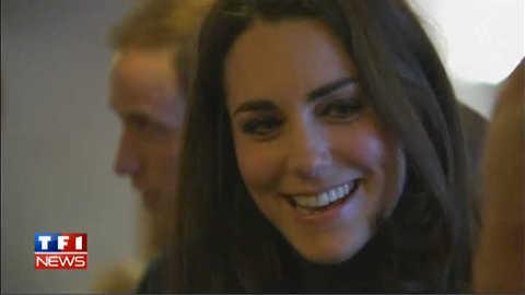 Kate, une année de princesse en images