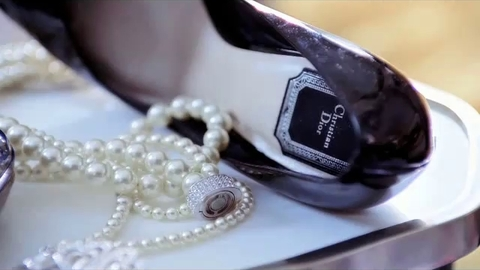 Kate Moss pour les rouges à lèvres Dior
