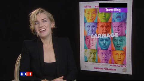 Kate Winslet : « Je me sens ridicule tous les jours »