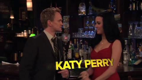 Katy Perry dans How I met your mother !