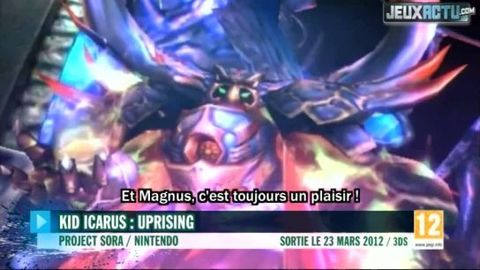 Kid Icarus Uprising 3DS, le Test (Note 17/20)